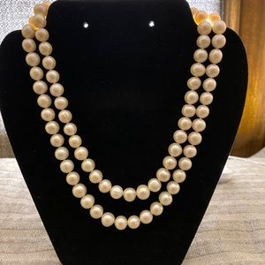 Cultured Pearls double Strand